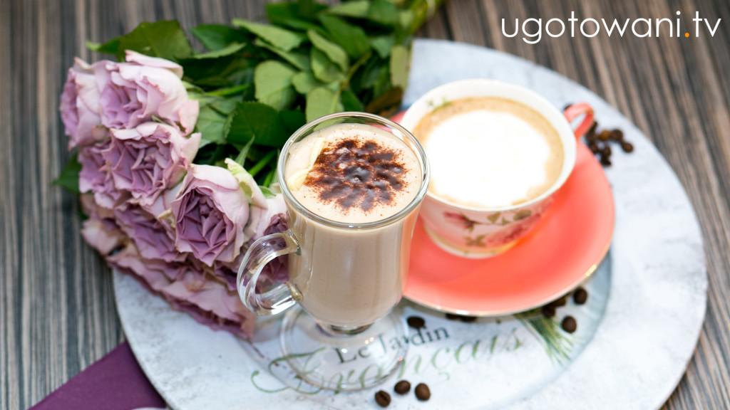 Domowy jogurt kawowy