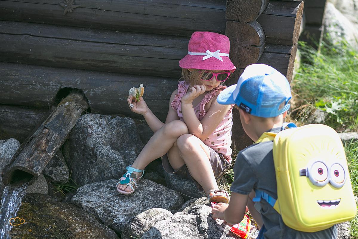Dolina Białej Wody idealny szlak na wycieczkę z dziećmi