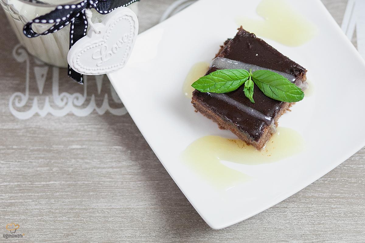 Bezglutenowe ciasto z cukinią