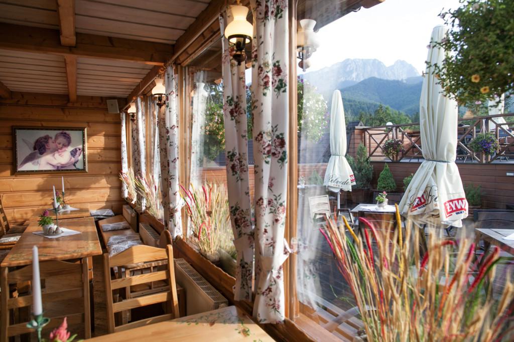 Restauracja Pod Aniołem Zakopane