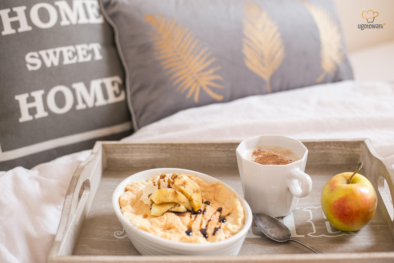 śniadanie Do łóżka Pieczona Owsianka Wg Ewy Chodakowskiej