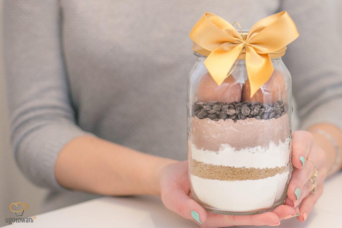 DIY - Muffiny w słoiku - Jadalny prezent