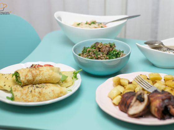5 sposobów na lunchbox i obiady dla rodziny na cały tydzień