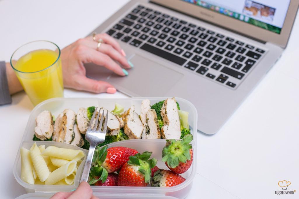 Co zamiast kanapki do pracy - śniadania, przekąski i lunche na cały tydzień