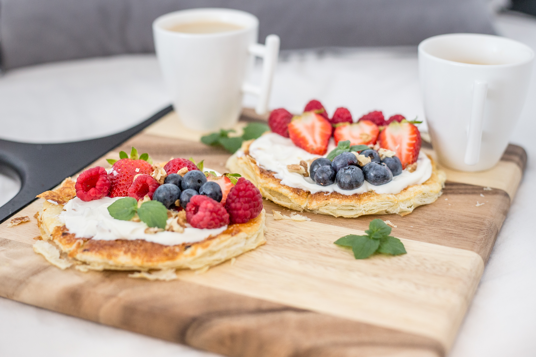 Mężu Poproszę śniadanie Do łóżka Mamagerkapl