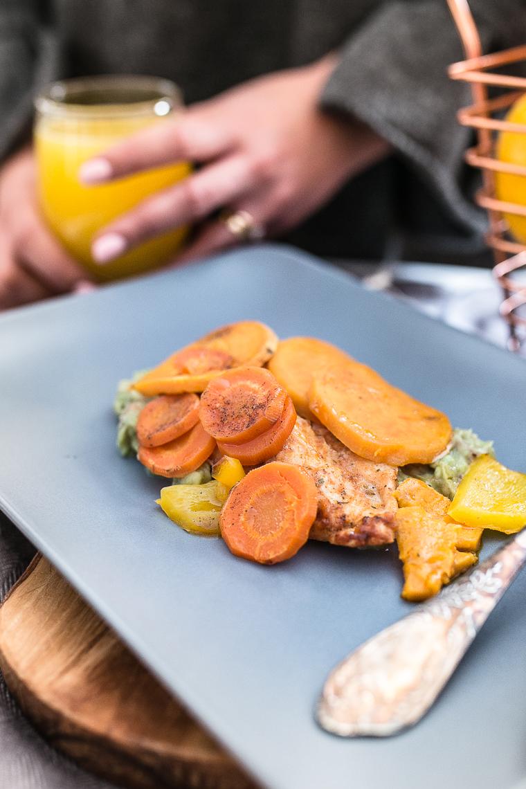 pomysł na obiad pierś z kurczaka