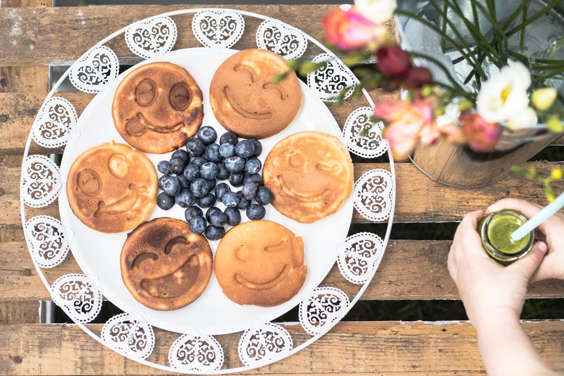 Śniadaniowe placuszki ekspresowe