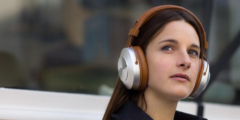słuchawki mamagerka