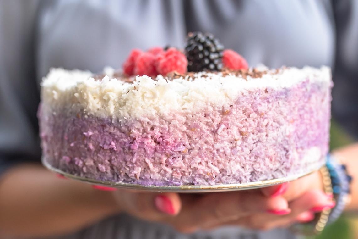 Tort Rafeallo z ryżu