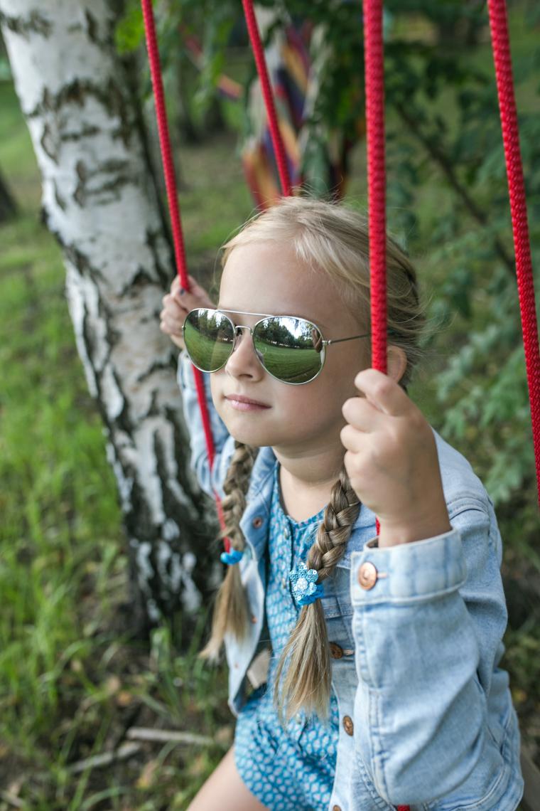 Gdzie jechać z dziećmi - Baśniowe Sady Klemensa