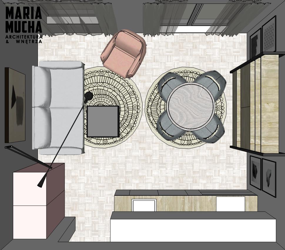 Kuchnia W Salonie Pomóż Mi Wybrać Projekt Mamagerkapl