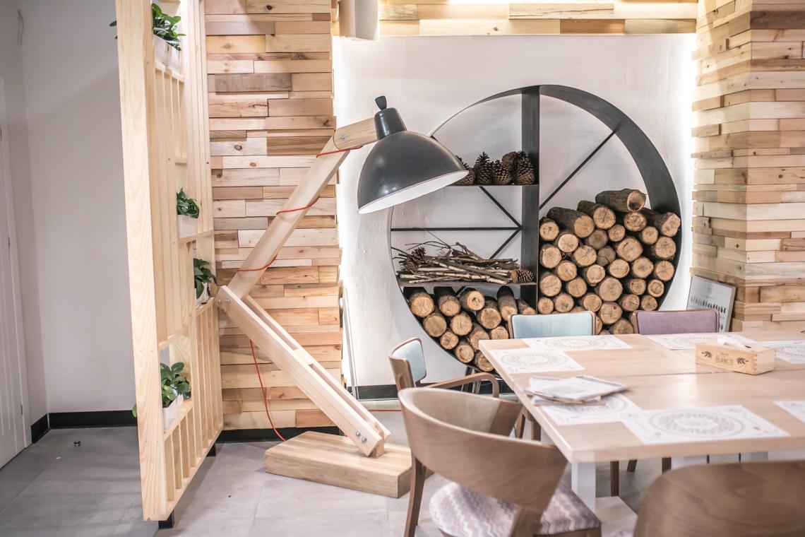 Ładna Restauracja w Łodzi, Farina Bianco