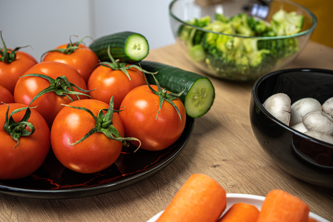 foodbook, mamagerka, co jem w ciągu dnia, polskie warzywa i owoce, jadłospis