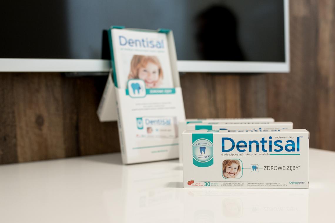 dentysta dla dzieci, zdrowe zęby, dentisal