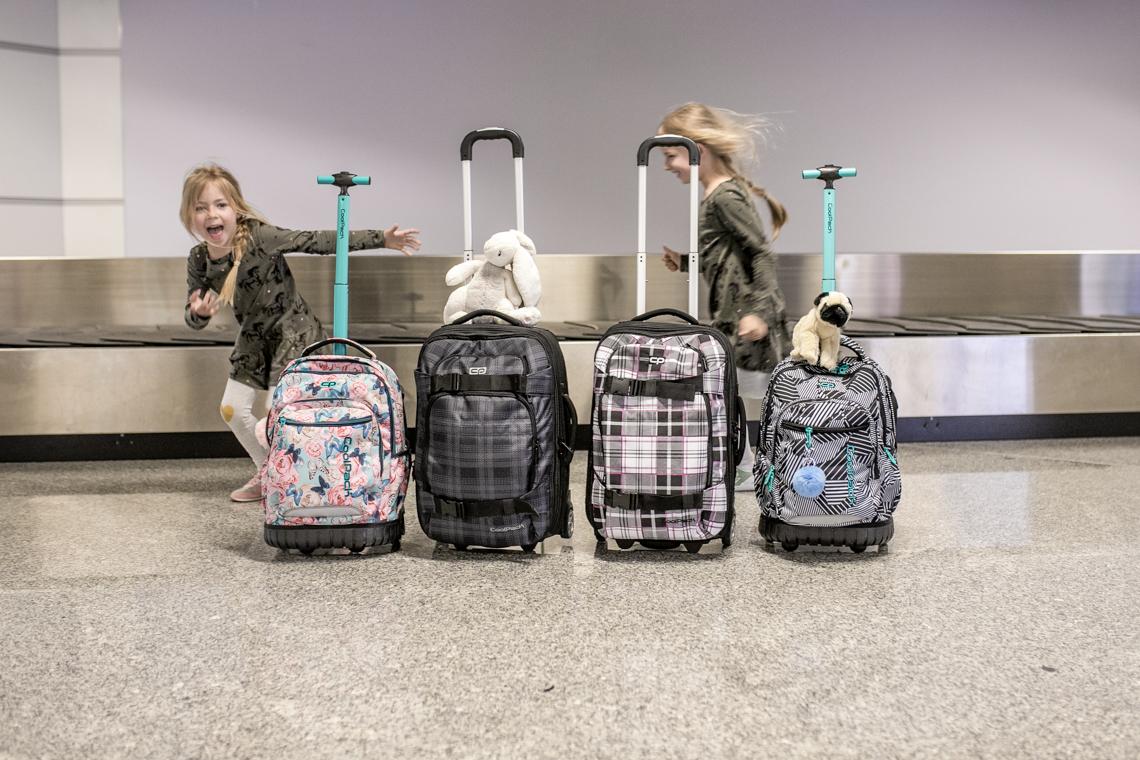 Jak spakować dzieci na wakacje