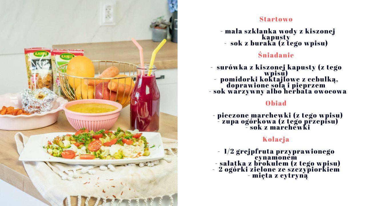 co jeść na poście dąbrowskiej