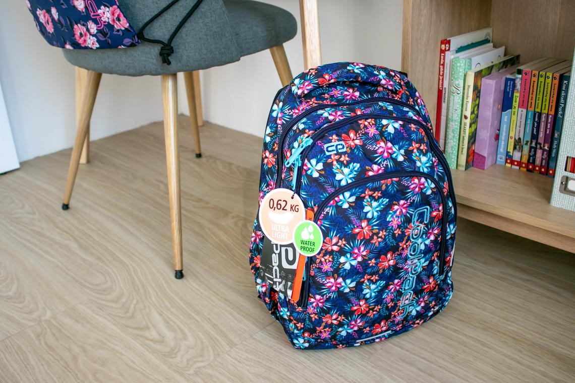 wyprawka do szkoły, coolpack