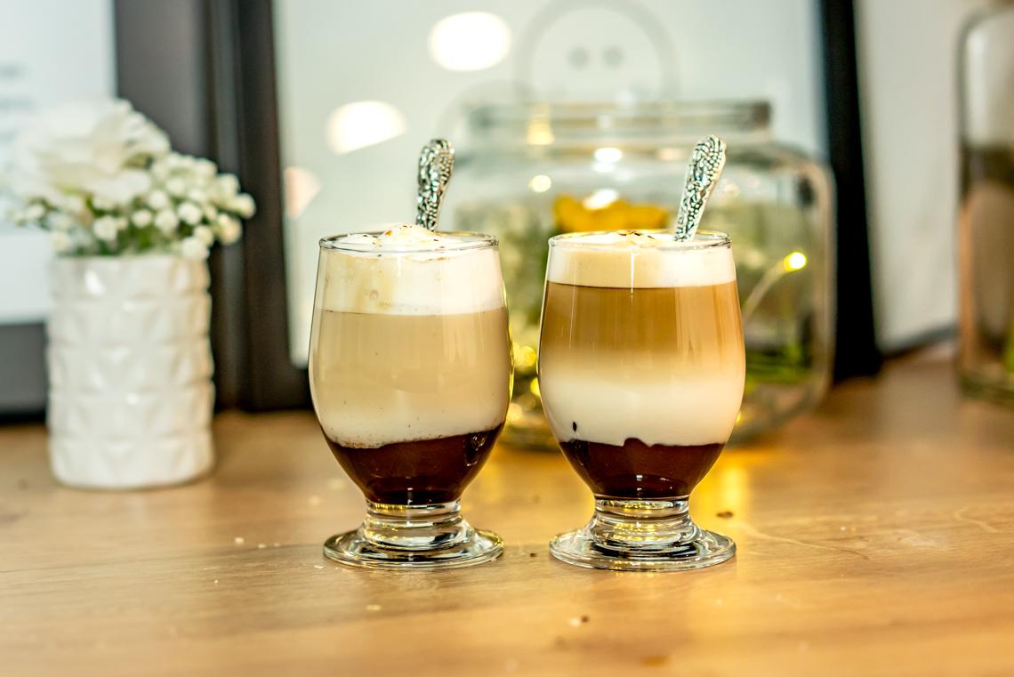 Jesienna kawa, pumpkin spice latte, kawa z jajkiem