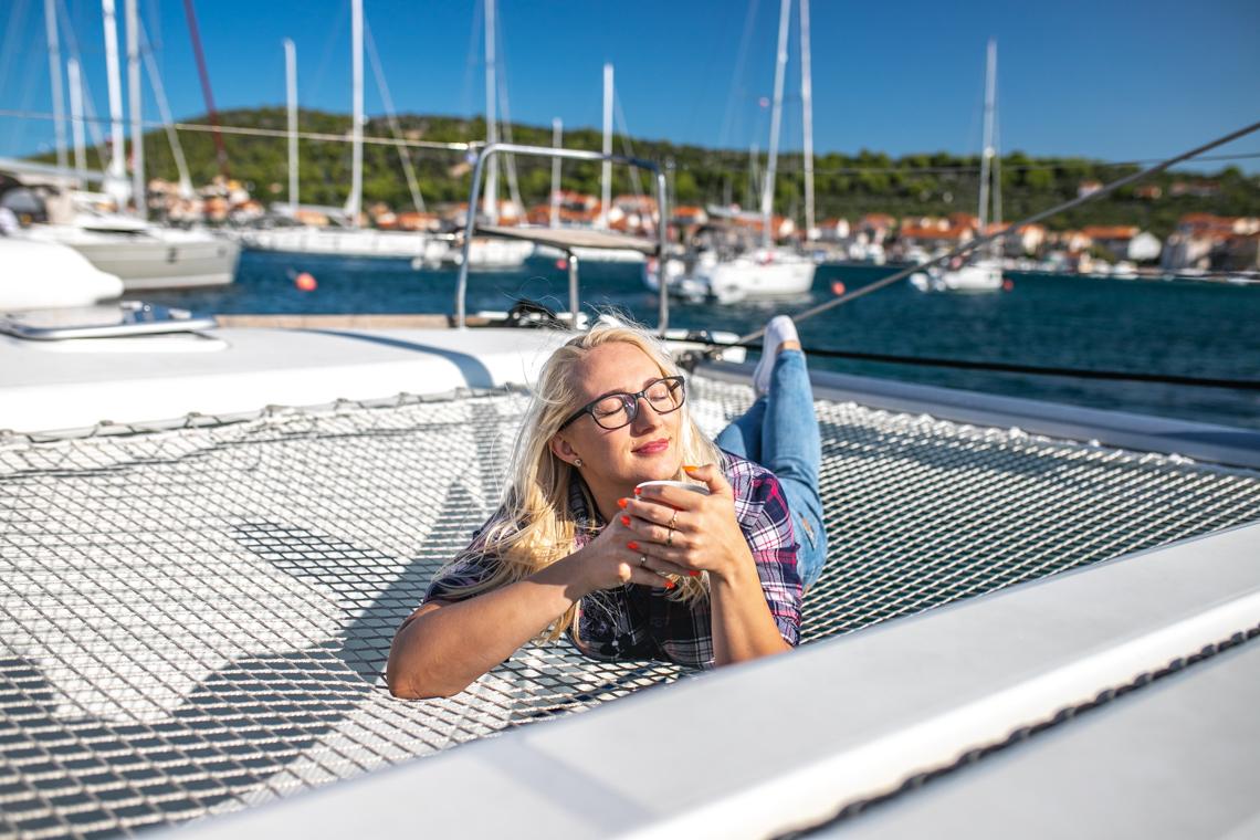 Co zabrać na jacht (katamaran) w Chorwacji?