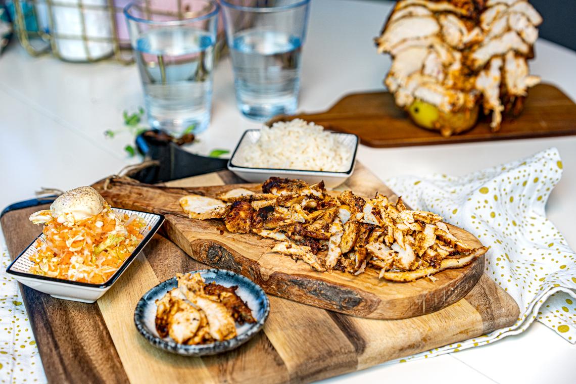 domowy kebab, szybki obiad, mamagerka, angelika witaszewska