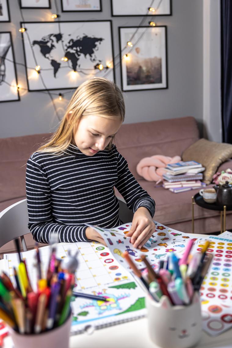 obowiązki domowe dzieci, jak nauczyć dzieci sprzatać, mamagerka, pani swojego czasu, planowanie obowiązków