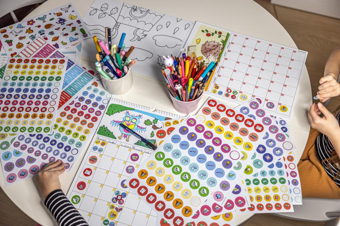 obowiązki domowe dzieci, jak nauczyć dzieci sprzątać, mamagerka, pani swojego czasu, planowanie obowiązków