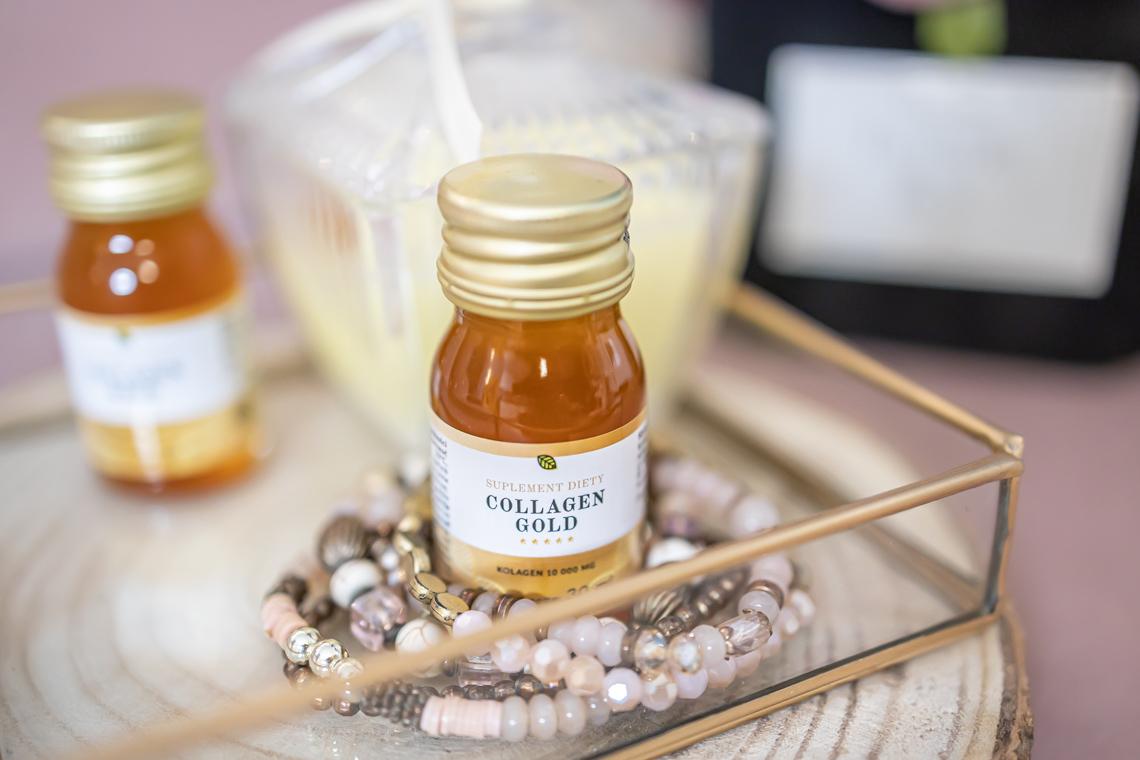 zmarszczki na czole, naturalne sposoby na zmarszczki, jak się pozbyć zmarszczek na czole, nalepszy kolagen, collagen gold, mamagerka