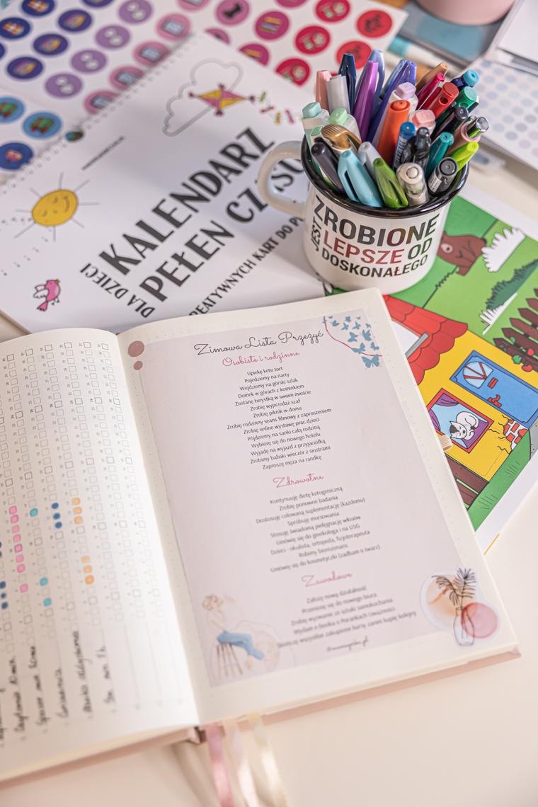 mamagerka, pani swojego czasu, lista przeżyć dla dzieci, jak spędzać czas z rodziną, jak się bawić z dziećmi